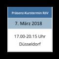 Strahlenschutzkurs am 07.03.2018 in Düsseldorf