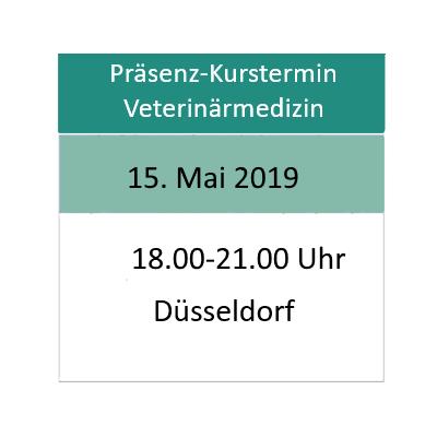 Strahlenschutzkurs in der Veterinärmedizin am 15.05.2019 in Düsseldorf